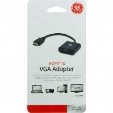 HDMI (M) to VGA (F) Adapter, Full HD 1080P 4K Ultra HD