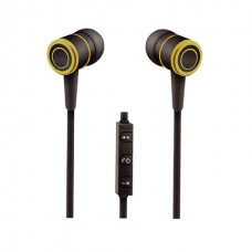 SENTRY METAL EAR BUDS WITH MICROPHONE