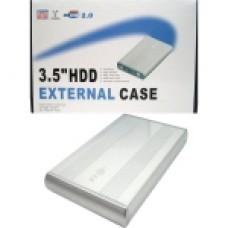 """3.5"""" USB 2.0 IDE Hard Drive Enclosure"""