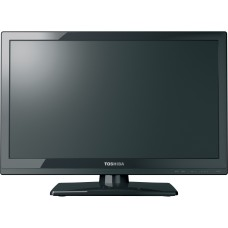"""Toshiba 19"""" TV with Remote"""