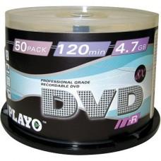 PLAYO -R DVD/50 PACK