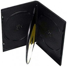 CD/DVD PLASTIC CASE HOLDS 4