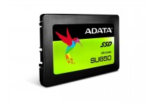 "ADATA SU650 480GB 3D-NAND 2.5"" SATA III High Speed Read up to 520MB/s Internal Solid State Drive"