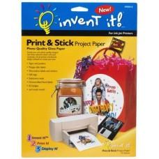 Invent It! Print & Stick Project Paper