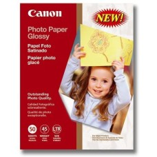 Canon Photo Paper, Glossy (50 sheets, 8.5 x 11 - inch)
