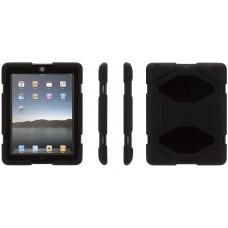 Griffin Survivor Case for iPad 2/3/4 Black