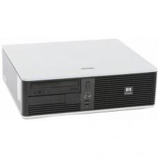 HP E5200 DESKTOP  INTEL DUAL CORE 2.5GHZ  4GB RAM  500GB HARD DRIVE  DVD  WINDOWS 7 PRO