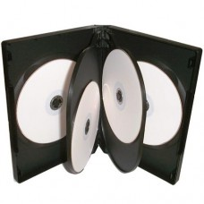 CD/DVD PLASTIC CASE HOLD 8