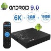 T95 Android 9.0  2GB RAM 16GB ROM MAX Media Box
