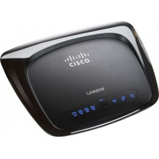 Linksys by Cisco Wireless N Home Router (WRT120N)/USED