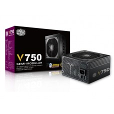 Cooler Master V750 - Compact 750W 80 PLUS Gold Modular PSU (6th Generation Skylake Compatible)