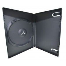 CD/DVD PLASTIC SINGLE CASE