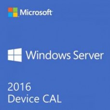 MICROSOFT WINDOWS SERVER 2016, 5 CLIENT DEVICE CALS