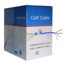 1000 Feet CAT 6 Bulk Cable