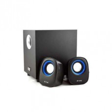 D-Y5 Portable 2.1 Multimedia Speakers, USB-Powered
