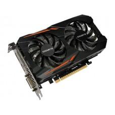 GIGABYTE GeForce GTX 1050 DirectX 12 GV-N1050OC-2GD 2GB 128-Bit GDDR5 PCI Express 3.0 x16 ATX Video Card