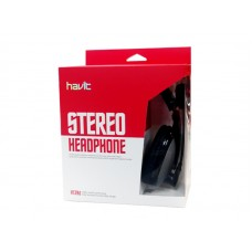 Havit HV-139d 3.5mm double plug Stereo with Mic Headset for Computer & Mobile Phone