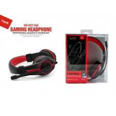 Havit HV-H2116D Stereo 3.5mm plug Headset with Microphone for PC