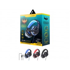 Ovleng U200 USB Type-C plug stereo gaming headset with Mic phone for mobile & laptop_Black