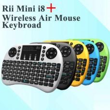 Rii RT-MWK08 Wireless 92-Key QWERTY Keyboard w/ USB Receiver - BACKLIT