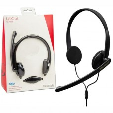 Ms Lifechat Lx-1000 Headset WITH MIC