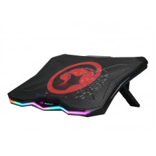 MARVO FN-40 RGB Laptop Cooler Cooling Pad, Supports Up To 17 inch