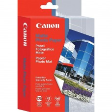 Canon Pixma 4-Inch x 6-Inch Matte Photo Paper (120 Sheets/Package)