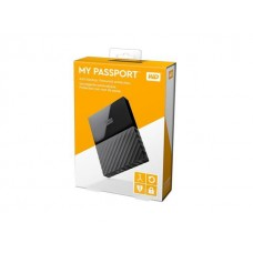 WD 1TB My Passport Portable Hard Drive USB 3.0 Model WDBYNN0010BBK-WESN Black