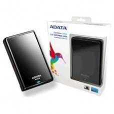 ADATA HV620 2TB USB3 2.5IN EXTERNAL HARD DRIVE BLACK