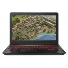 "ASUS TUF Gaming FX504GD-Q52SP-CB 15.6"" Intel Core i5 8th Gen 8300H (2.30 GHz) NVIDIA GeForce GTX 1050 16 GB Memory 256 GB SSD 1 TB SSHD Windows 10 Pro 64-Bit Bilingual Gaming Laptop"
