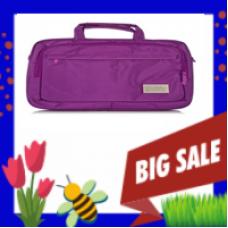 Totlet 15.6 Deluxe Laptop Bag - Purple