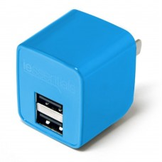 iEssentials Dual USB 2.4A 10W Wall Charger