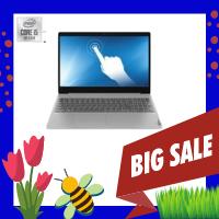 "Lenovo IdeaPad 3 15.6"" Touchscreen Laptop - Grey (Intel Core i5-1035G1/256GB SSD/12GB RAM/Windows 10 S)"