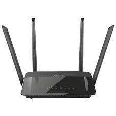 D-Link DIR-822 Amplifi Dual Band AC1200 Wireless Router, High-Gain Antennas
