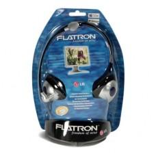 LG FLATRON HEADPHONE WITH MICROPHONE