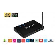 Hyfai QR6: QUAD CORE 4K ANDROID TV BOX