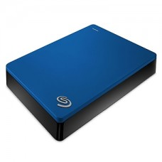 Seagate Backup Plus STDR4000901 4 TB USB 3.0 Portable HD, Blue