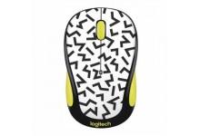 Logitech M325C Doodle Collection Wireless Mouse