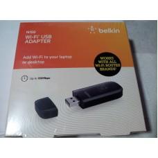 Belkin (F9L1005-TG) single band Wi-Fi N300 USB adapter