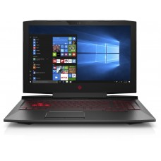 "HP Omen 17-AN188NR Gaming Laptop - 8th Gen Intel Core i7-8750H 2.2GHz, 32GB DDR4 SDRAM, 256GB SSD + 2TB HDD, 17.3"" 3840x2160, NVIDIA GeForce GTX 1070, Thunderbolt 3, Win 10 Home 64-bit"