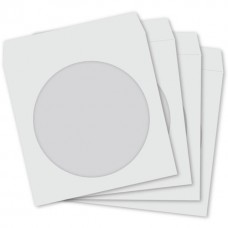 CD/DVD PAPER SLEEVE 100 PACK