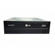 LG DVD Burner 24X DVD+R 8X DVD+RW 8X DVD+R DL 24X DVD-R 6X DVD-RW 16X DVD-ROM 48X CD-R 32X CD-RW 48X CD-ROM Black SATA Model GH24NS90 - OEM