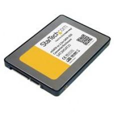 2.5in SATA to Mini SATA SSD Adapter Enclosure