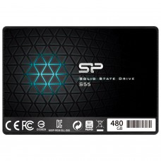 Silicon Power S55 480GB SATA III Internal Solid State Drive