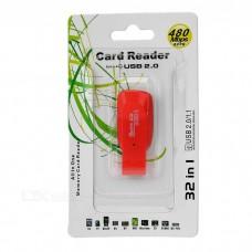 USB HIGH SPEED MULTI CARD READER