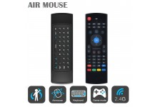 2.4G Wireless Remote Control Keyboard Air Mouse for Android TV Box XBMC
