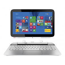 "Hp - Split X2 2-in-1 13.3"" Touch-screen - Intel Core I3 - 4gb Memory - 500gb- Snow White/ash Silver -Win 10"