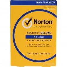 Norton Security Deluxe/5 User