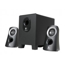 Logitech Z313 25 W 2.1 Speakers Factory Recertified System